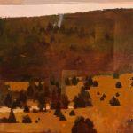 Bart Forbes, Still Valley, oil, 54 x 42.