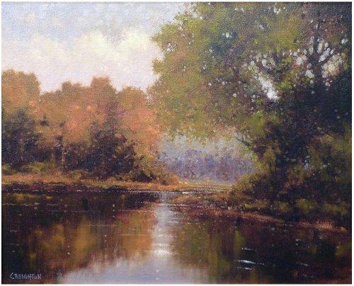 Tippecanoe River by Steve Creighton