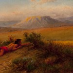 William Cary, title unknown, oil, 15 x 18. Estimate: $20,000-$30,000.