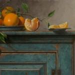 Ann Kraft Walker, Eileen's Lament, oil, 14 x 20.