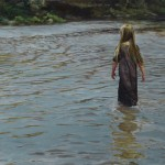 Sheri Farabaugh, Beside the Still Water, oil, 20 x 30.