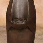 Allan Houser, Corn Harvest, bronze, 31 x 12 x 12. . Estimated: $15,000-$20,000.