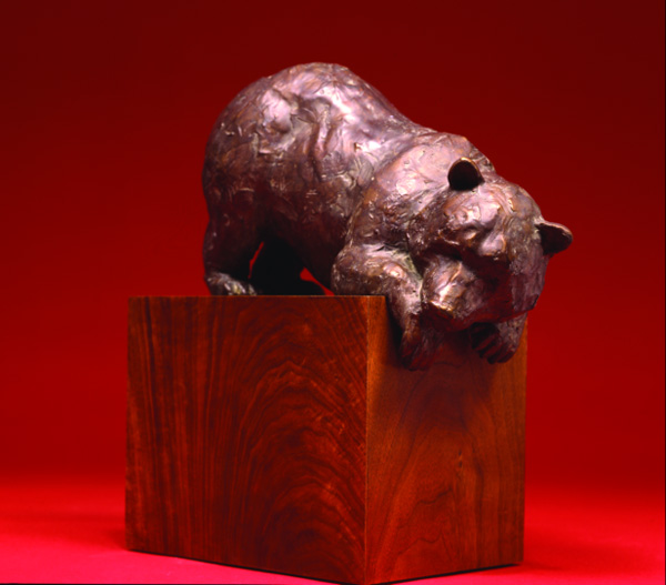 Shirley Thomson-Smith, Hungover, bronze, h13.