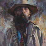 D. Edward Kucera, Journeyman, oil, 20 x 16.