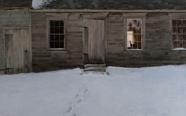 T. Allen Lawson, January 16th, 2011, oil, 30 x 48, from Artistic Horizons.