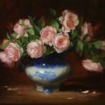 Elizabeth Robbins, Heaven Scent, oil, 16 x 20.