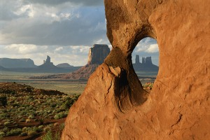 Bruce Daniel, Monument Valley, Utah, 2001.