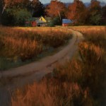 Romona Youngquist, Morning, oil, 60 x 48.
