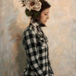 Julio Reyes | O Tender Heart, oil, 41 x 27.