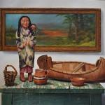 Pamela Carroll , Still Waters Run Deep, oil, 18 x 24.