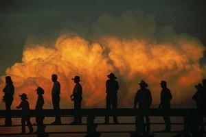 Joel Sartore, Rodeo Nebraska, 1998.