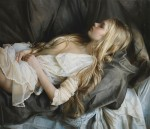 Serge Marshennikov, Pale Dawn, oil, 21 x 24.