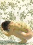 Sergio Lopez, Alba Maxima, oil, 10 x 14.