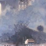 South-Anchorage,-Golden-Gate-Bridge,-watercolor,-28-x-14.