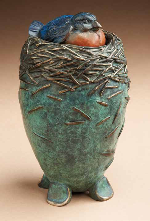 This FREE download is filled with info on the best contemporary sculptors to collect.