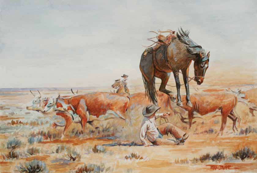 indian cowboy and - etsycom