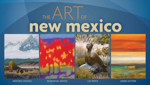 Get a Free E-Book on New Mexico Art