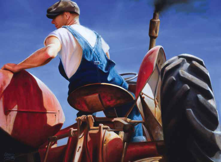 Figure artists like Lane Timothy are featured in this free guide to buying figurative paintings.