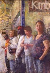 Miguel Malagon, Kimball, oil, 26 x 18.